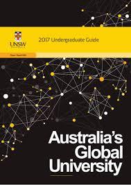 unsw australia u0027s global university