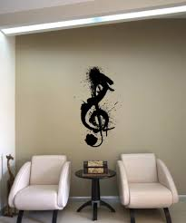 vinyl wall decal sticker painted note os mb923