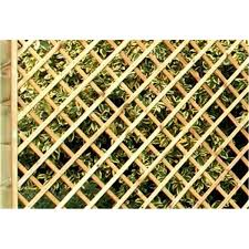 trellis fence panels how to make fence