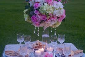 Elegant Wedding Centerpieces How To Create A Tall Elegant Wedding Centerpiece Fit For A Princess