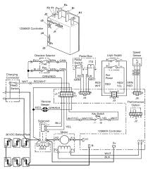 36 volt golf cart solenoid wiring diagram wiring diagram and