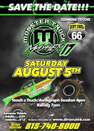 4th annual monster truck mayhem extreme trailer racing u2013 dirt