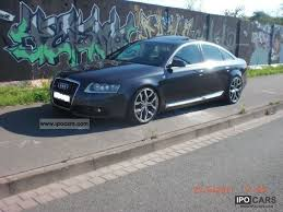 audi a6 tv 2005 audi a6 4f heater sunroof tv car photo