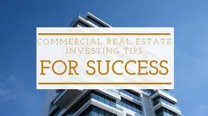 cre investing tips for success david taran real estate