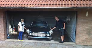 Awesome Car Garages Garage Doors Garage Door Murals Doors Designs Of The Most