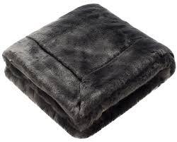 Faux Fur Throw Grey Willa Arlo Interiors Beals Faux Fur Throw U0026 Reviews Wayfair