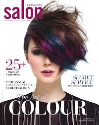 brisbane hair salons offer a wide range hairstyle options salon magazine october 2015 by salon communications inc issuu
