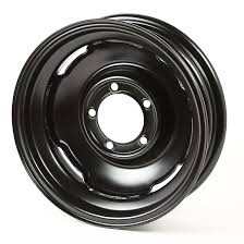 jeep wheels white omix ada 16725 01 black steel wheel 16 inch x 5 75 inch 46