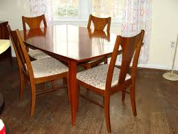 mid century modern dining table set gorgeous plain ideas mid century dining table and chairs homey
