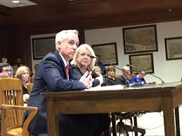 nurses and patient advocates testified at state house hearing