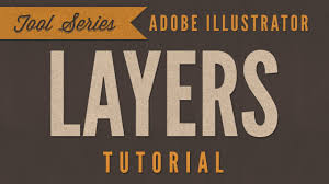 tutorial illustrator layers adobe illustrator cc tutorial using layers youtube