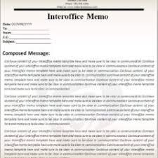 awe inspiring interoffice memorandum template document sample