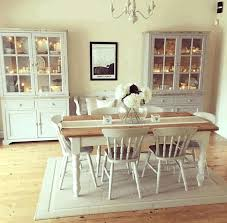 shabby chic farmhouse table solid wood farmhouse table dining room shabby chic farmhouse table