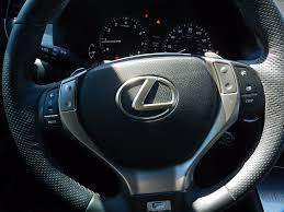 lexus steering wheels 2014 used lexus gs 350 f package f sport all wheel drive