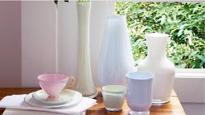 Milk Glass Vase Homelife How To Create A Milk Glass Vase