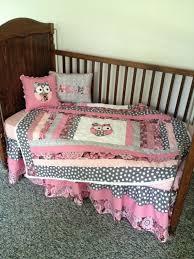 Owls Crib Bedding 61 Best Comforters Images On Pinterest Kid Bedrooms Room