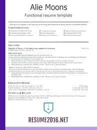 functional format resume template sle functional resume functional resume template free sles