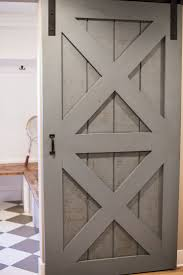 Red Barn Doors by Best 25 Barn Door Sliders Ideas On Pinterest Diy Barn Door