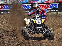 2013 ama motocross 2013 itp and josh creamer parnter for national atv mx season atv