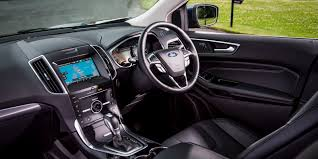 ford land rover interior ford edge review carwow