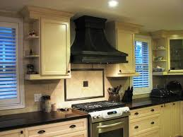 Decorative Range Hoods Kitchen Black Range Hood Pictures Decorations Inspiration And