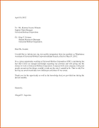 10 company resignation letter sample denial letter sample