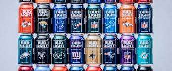 how much is a 36 pack of bud light light kicks off the 2017 nfl season with all new team cans
