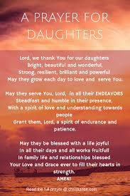 sample thanksgiving prayer a prayer for our precious daughters and granddaughters daughters