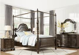 king sized canopy bedroom sets