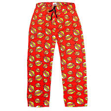 the big theory gift mens bazinga lounge pajama bottoms