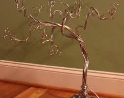 earring tree stand etsy