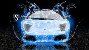 car lamborghini blue lamborghini murcielago water car 2013 el tony