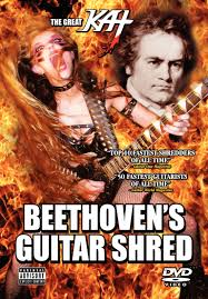 the great kat u0027s new masterpiece u201cbeethoven u0027s guitar shred u201d dvd is