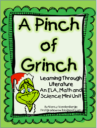first grade wow grinch day i love this i would use most if not