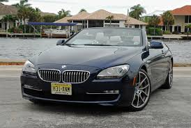 bmw 6 series convertible review 2012 bmw 650i convertible review the tanning machine