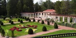 Botanic Garden Mansion Sonnenberg Gardens Mansion State Historic Park American