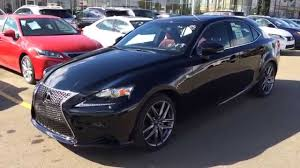 used 2015 lexus is350 f sport for sale new black on red 2015 lexus is 250 awd f sport series 3 review
