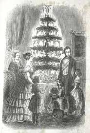 the history of christmas trees christmas customs and traditions
