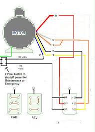 need wiring diagram for baldor vl3514t to dayton 2x441 drum switch