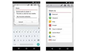 bookmarks on android your bookmarks with the new version of opera for android