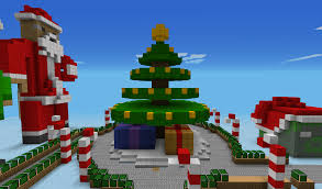 top 5 christmas themed minecraft maps