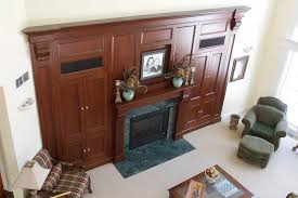 fireplaces and mantles custom cabinetry by ken leech