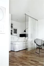 ikea bamboo room divider turn one into two with 35 amazing