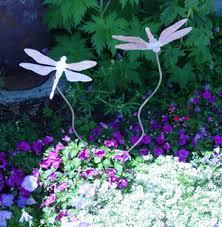 Garden Metal Decor Home And Garden Art Sculplture By Susan Regert Wall Decor Fence Gates