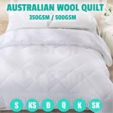 Australian Duvet Sizes Quilts U0026 Bedspreads Ebay