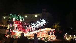 christmas light parade floats snapshot the festival of lights parade