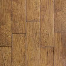 Scraped Laminate Flooring Flooring 6 14 Inch Saddle Hickory Hand Scraped Laminate Flooring