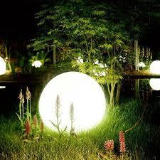 outdoor garden lights best 25 led garden lights ideas on pinterest