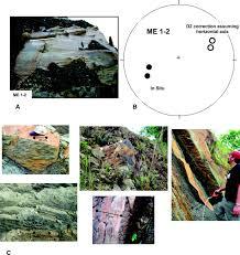 paleomagnetism of the crocker formation northwest borneo