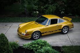 porsche 911 rs 1971 porsche 911 rs wheels auctions shows